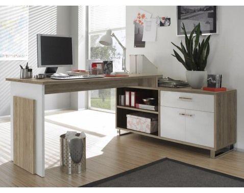 Písací stôl s komodou MANAGER 39-730-68