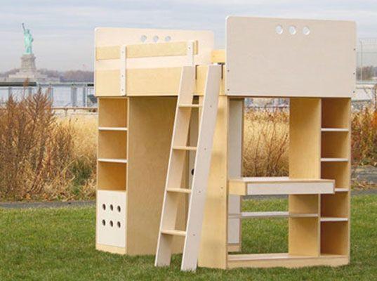 17 Best Images About Loftseng On Pinterest Loft Beds Kids Bunk Beds