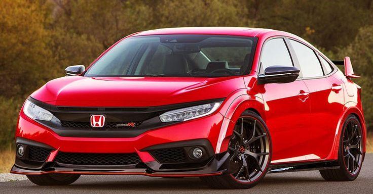 X-Tomi renders Honda Civic Type R Sedan.