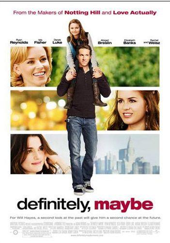 definetely, maybe: Movies Tv, Ryan Reynolds, Favoritemovies, Watch, Favorite Movies, Movie Poster, Films, Definitely Maybe