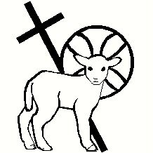 lamb easter cross | WORD FOR TODAY LECTIONARY INDEX PAGE
