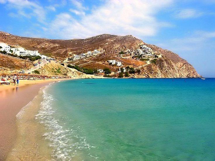 Elia beach! Amazing! #Mykonos
