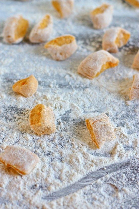 Butternut Squash Gnocchi!!! | Cardamom and Paprika | Pinterest