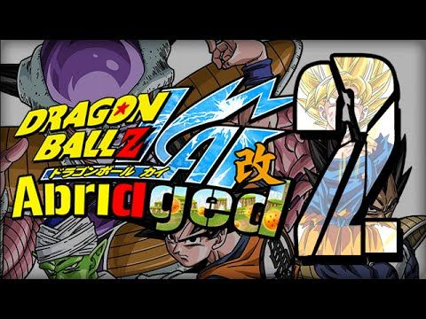 Dragon Ball Kai Abridged - I just can't stop laughing! I love #TFS!