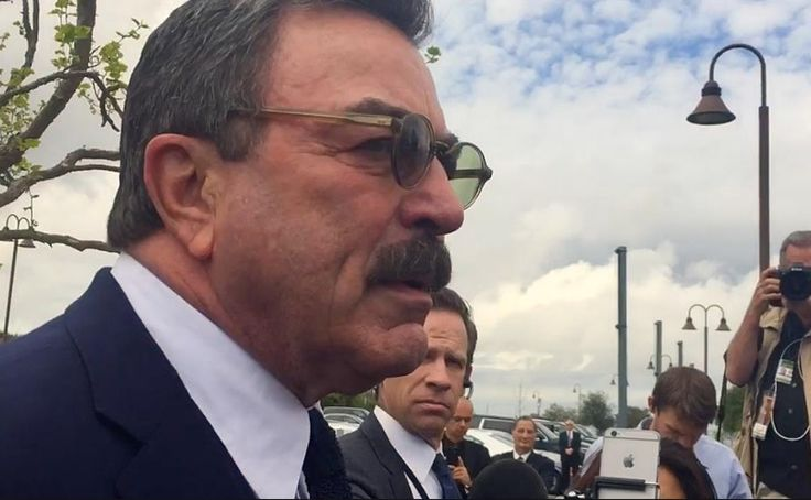 Tom Selleck March 2016..