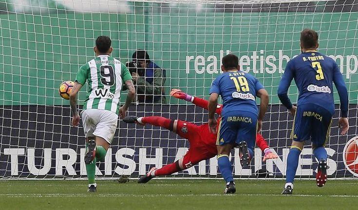 Betis y Celta empatan en un partido loco bajo el diluvio (3-3)