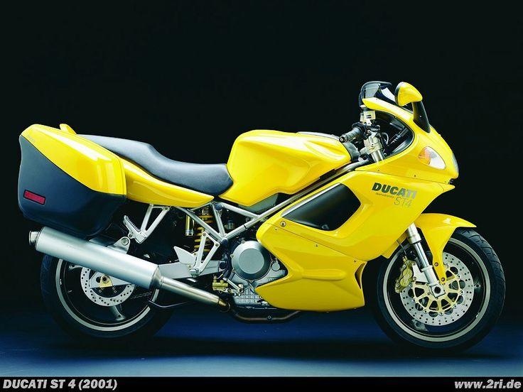 Ducati Sporttouring St4 2002 Ducati St4 Ducati Motor