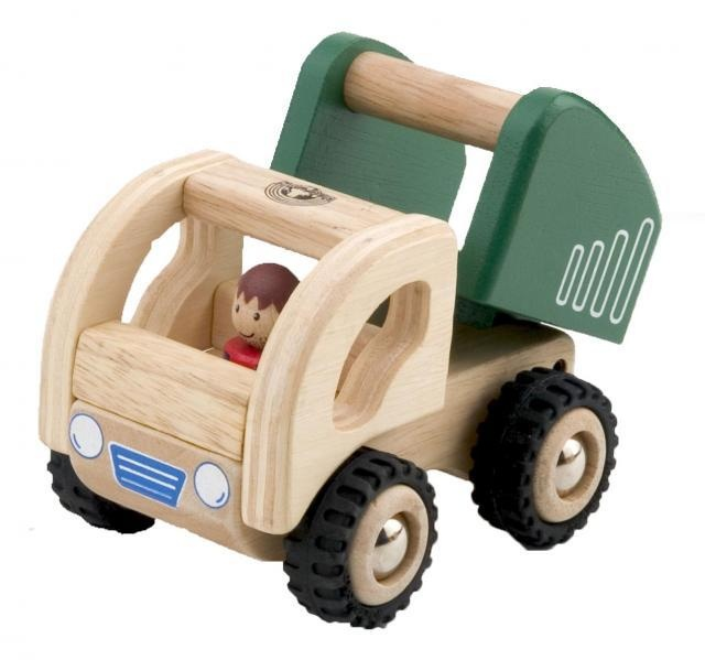 Mini Dumper for little hands.