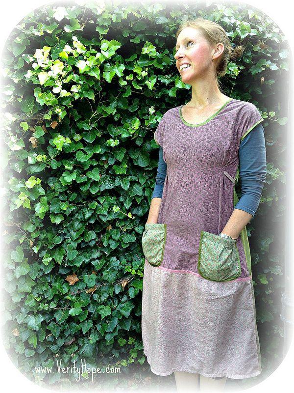 Dottie Angel Frock | by Verity Hope www.VerityHope.com