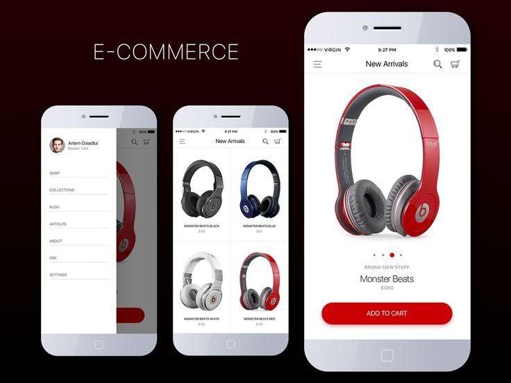 E-commerce Monster-Beats
