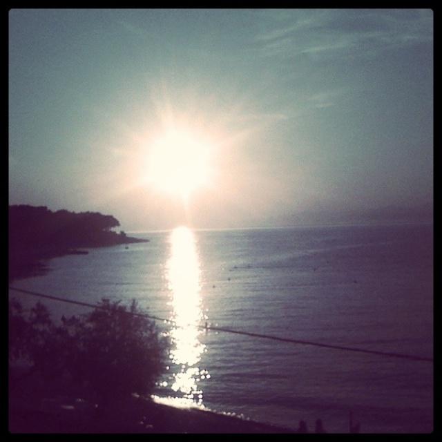 Sunset // @wivercz