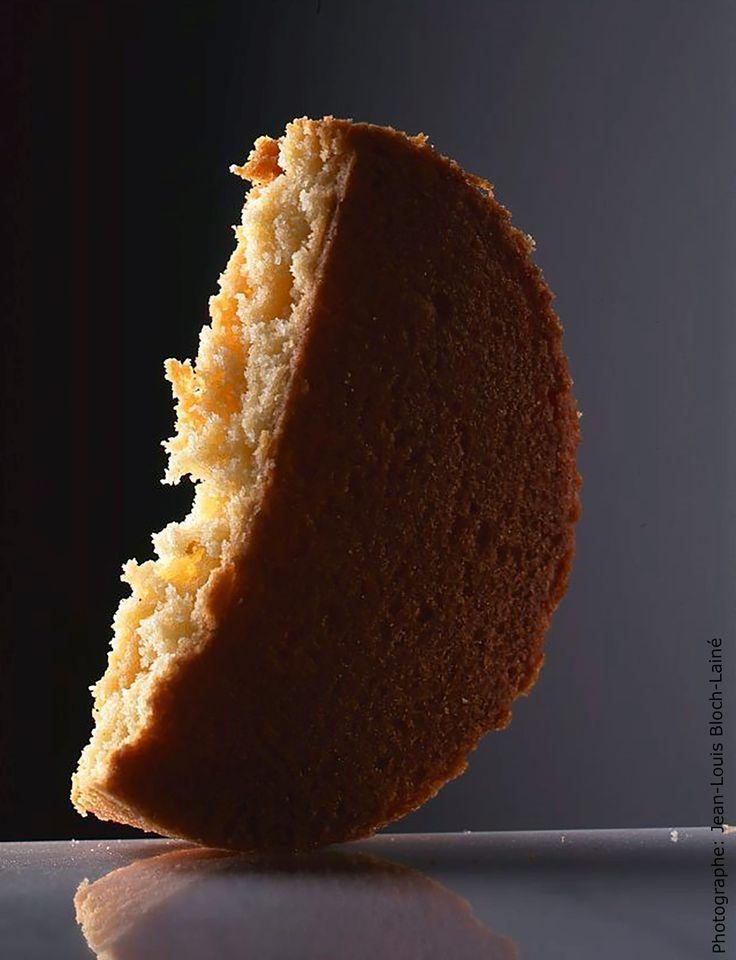 C'est friable... c'est fondant et très rond en bouche… Mais qui pourrait résister à ces petits sablés au bon goût de beurre salé ? #sable #conticini