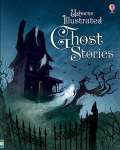 Illustrated Ghost Stories - great for #Halloween #children's books