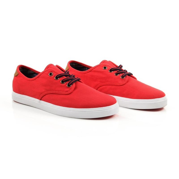 DQM for Vans Harrington LO Madero Red $70