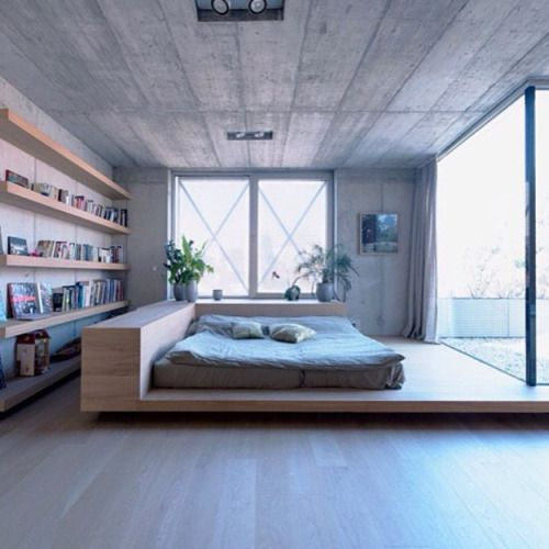 @SoudaBrooklyn / @nycid: Regram from @soudabrooklyn of this beautiful minimal bedroom by OFIS ArchitectsPosted by SoudaSouda Follow Souda on instagram, pinterest, facebook, or tumblr.