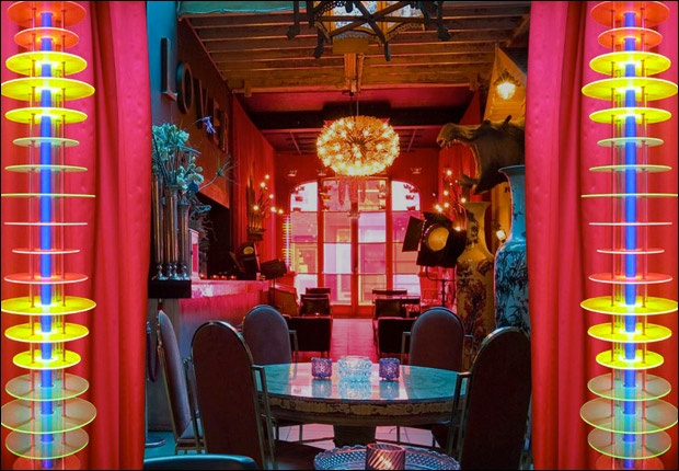 Lounge Lover Cocktail Bar.