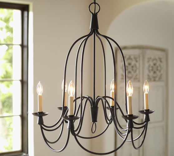Pottery Barn Arden Chandelier: 134 Best Images About Pottery Barn On Pinterest