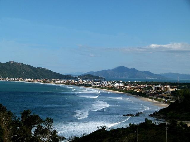 Bombinhas, SC, Brazil, Mariscal beach