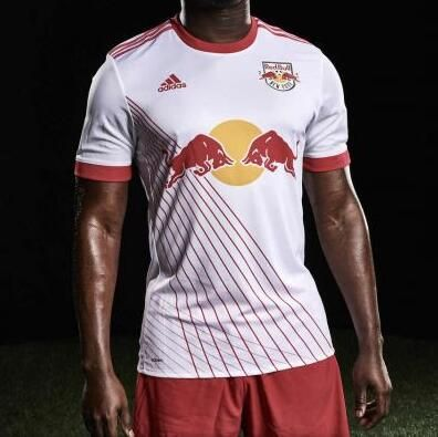 Nueva Camiseta Primera Tailandia New York Red Bulls 2017 2018 | outlet españa