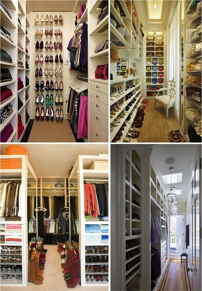 Mejores 47 im genes de closet en pinterest vestidor - Armarios abiertos baratos ...