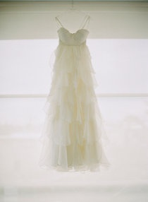 Wedding dress - Floaty and Angel like