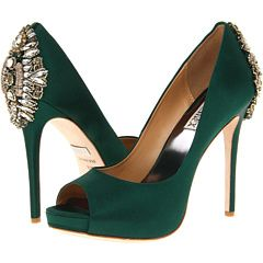 Badgley Mischka Dree II- my shoes
