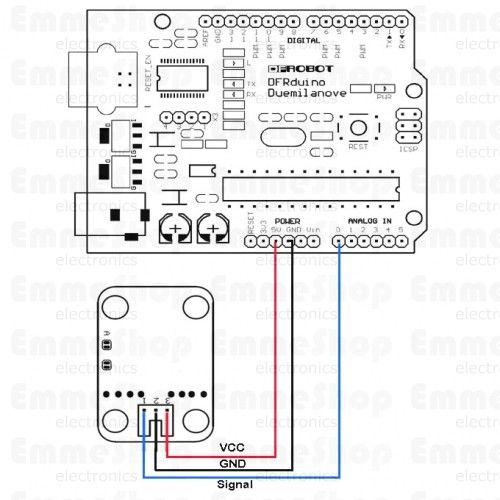 Analog Grayscale Sensor