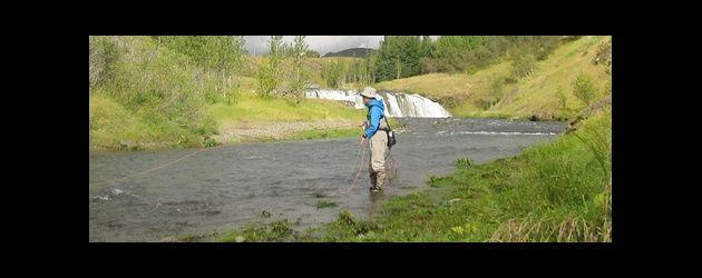 Pesca na Islândia – Truta e salmão.