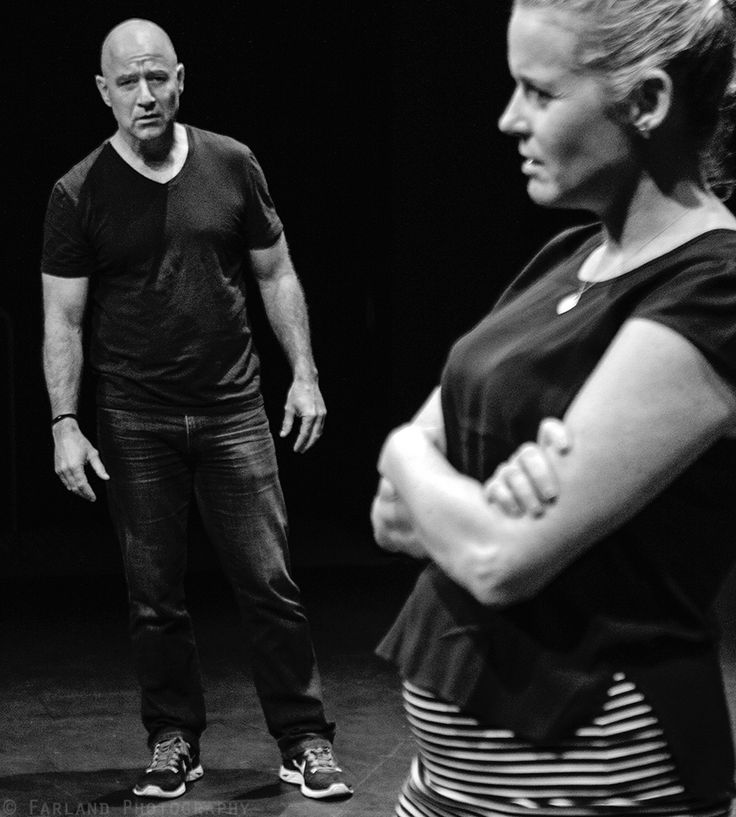 Actors' Lab, theatre rehearsal. By Farland Photography.
