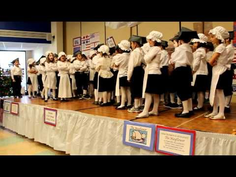 Song to remember the 13 colonies to the tune of Yankee Doodle. :)