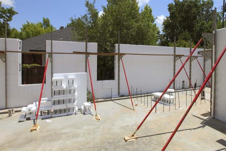 56 best icf construction images on pinterest building for Best icf block