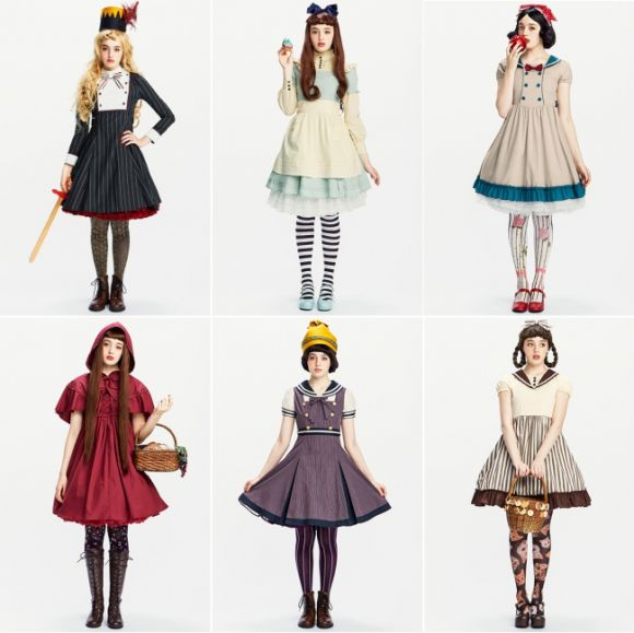 Costumes for the Loli inclined