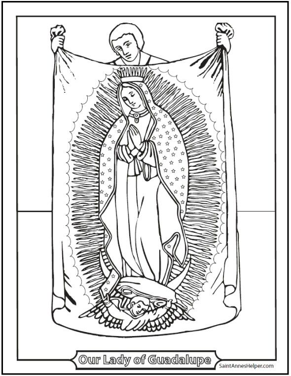 Pin By Sona On Iconography Sketch Saint Coloring Catholic Coloring Coloring Pages