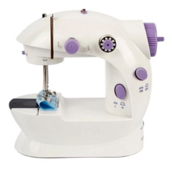 Buy Microbishi MSM-202A There is light 2-Speed Mini Electric Sewing Machine Kit (White/Lavender) online at Lazada. Discount prices and promotional sale on all. Free Shipping.