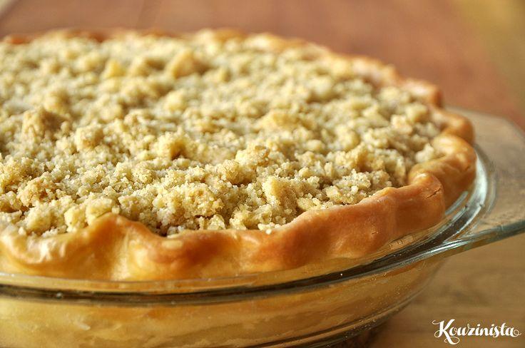 Ξεσκέπαστη γλυκιά κολοκυθόπιτα / Pumpkin phyllo pie