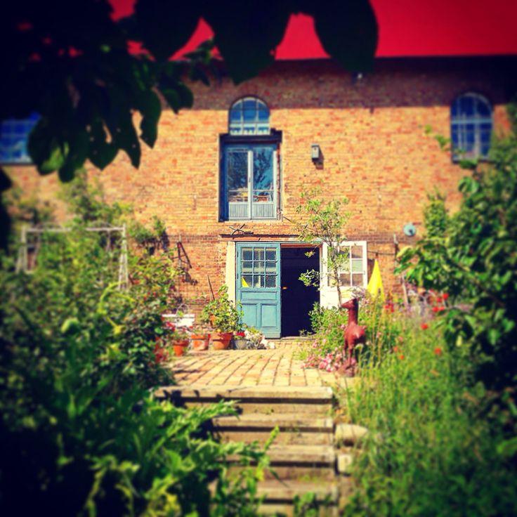 Old distillery, Ö Vemmerlöv, Österlen