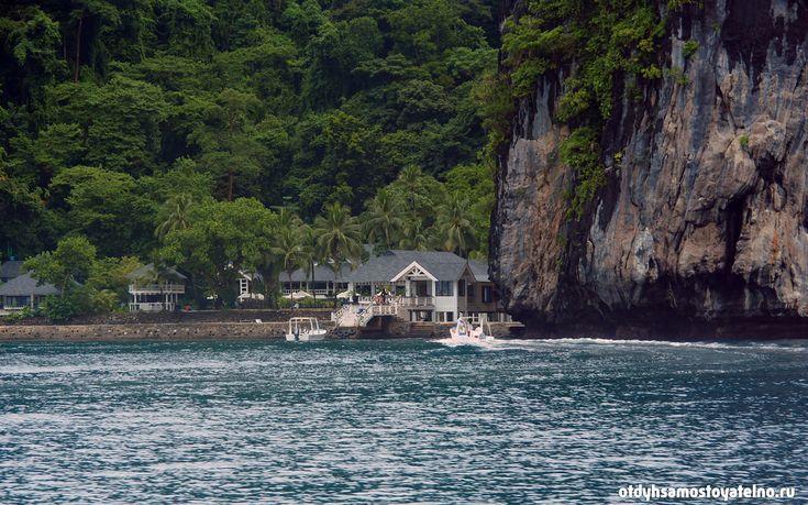 Красота Эль Нидо, Филиппины