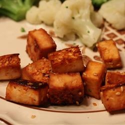 Baked Tofu Bites | Recipes to Try | Pinterest