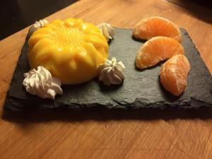 Bavarese al Mandarino | Ricette di Dolci