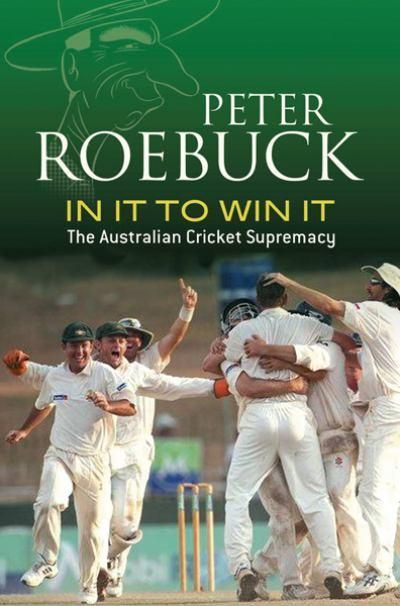 42 best 2014 must read ebooks free download images on pinterest book in it to win it the australian cricket supremacy cricket store fandeluxe PDF
