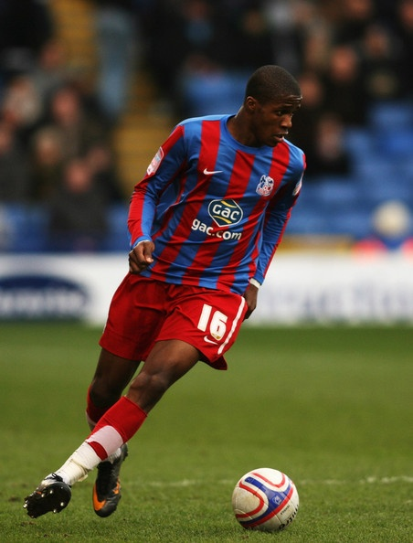 Good guy: Wilfried 'Wilf' Zaha, Crystal Palace FC. The most precocious attacking talent outside of the Premier League!