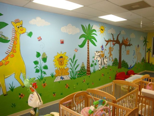 28 best child care center images on pinterest child care Dacare room designs