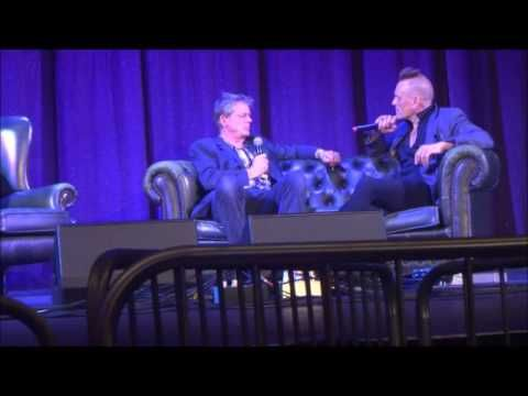 Graham Fellows Jilted John interview, Rebellion festival 2016 - YouTube