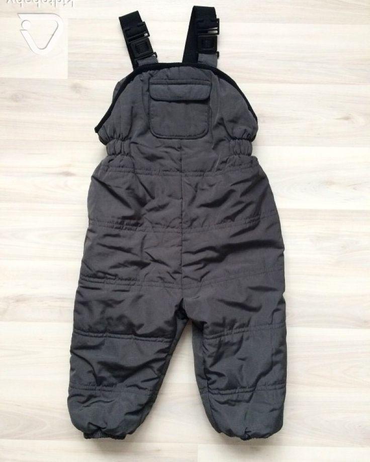 Полукомбинезон (зимний) Zara, р.86, идеальное состояние, 700 ₽🌿 #kidtobaby #kidtobaby_товары
