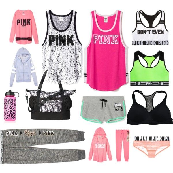 9 best victoria secret images on pinterest victoria secret clothing victorias secret clothes Pink fashion and style pink dress