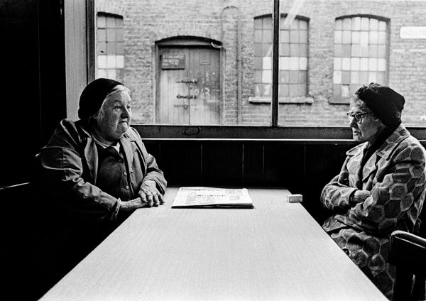 Bethnal Green 1980 - Syd Shelton
