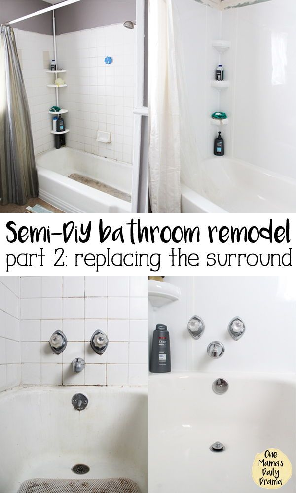 Semi Diy Bathroom Remodel Part 2 Diy Bathroom Remodel Bathrooms Remodel Diy Bathroom