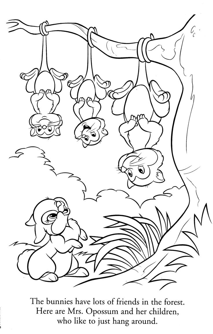 Coloring pages gone wrong - Disney Coloring Pages
