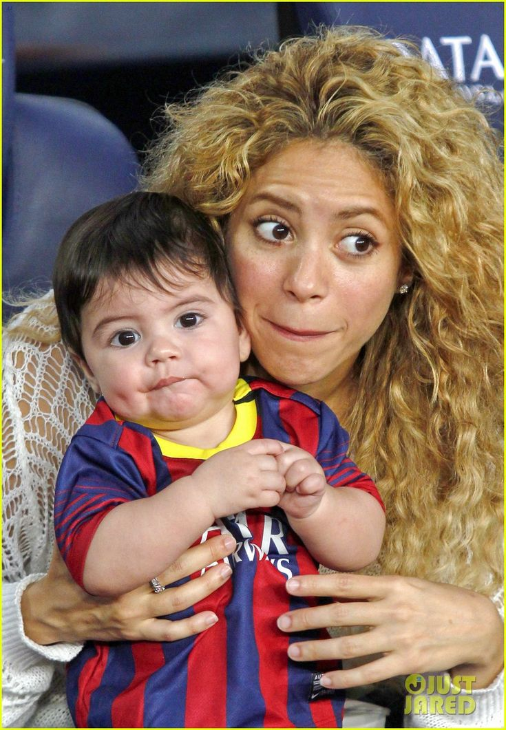 1000+ images about Shakira on Pinterest | Pique, Births ...