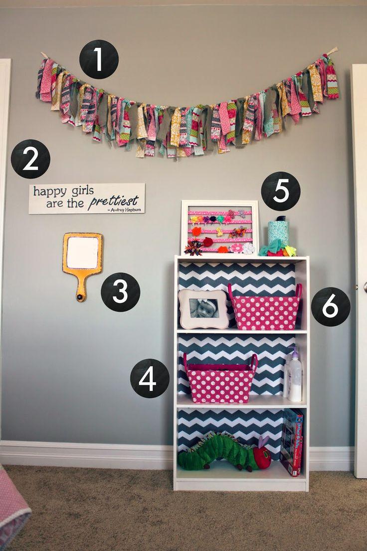 things diy room reveal girl 39 s bedroom on a budget all things diy
